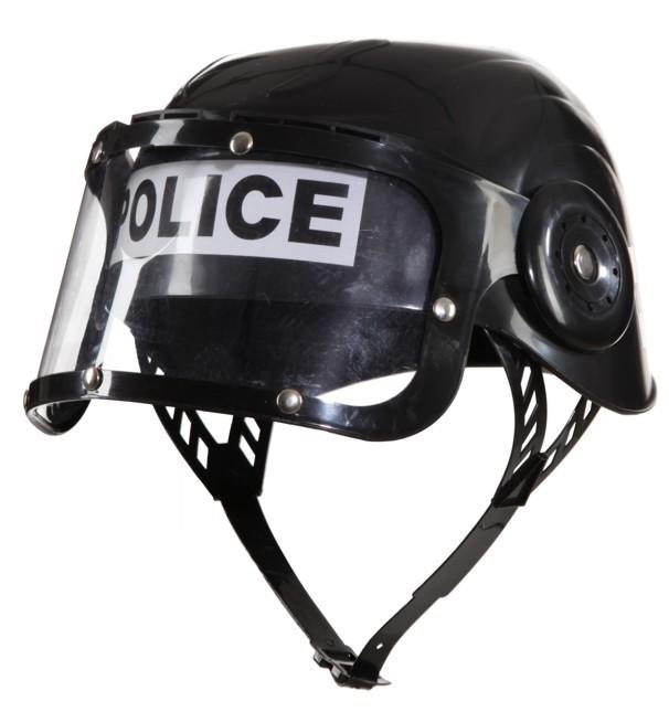 set police helm schlagstock pistole walkie talkie. Black Bedroom Furniture Sets. Home Design Ideas